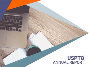 uspto annual report patent