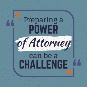 patent power of attorney